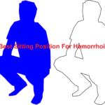 Best Sitting Position For Hemorrhoids