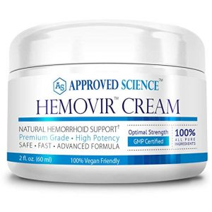 Hemovir - Natural Hemorrhoid Cream review