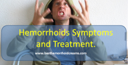 Hemorrhoids symptoms and treatment