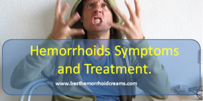 hemorrhoids treatment and symptoms