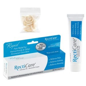 recticare cream reviews which you can trust and use for healing hemorrhoids